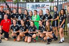 U15B Girls Travel to Bowling Green University